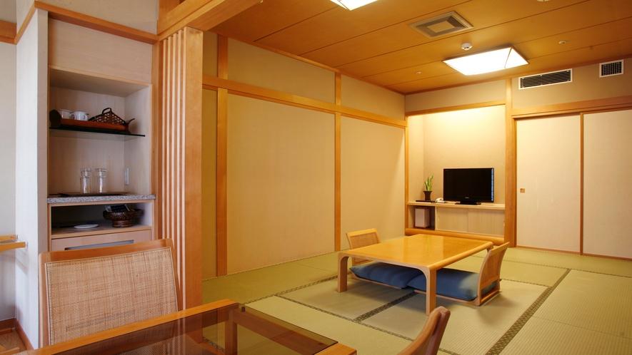 【庭園露天風呂付特別室72平米/「紫苑」】