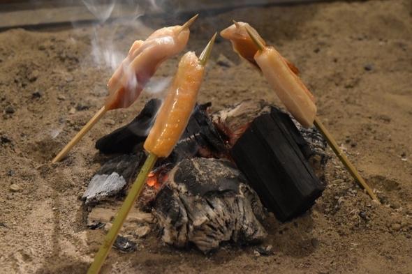 【3密回避】1人旅でもお得に全館貸切。舟盛りと(又は金目鯛姿煮)炉端焼きを独り占め(日曜〜木曜)