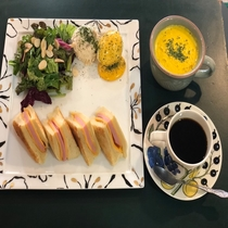 お出かけ朝食(オレノパン)