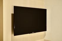 <客室>32型液晶テレビ