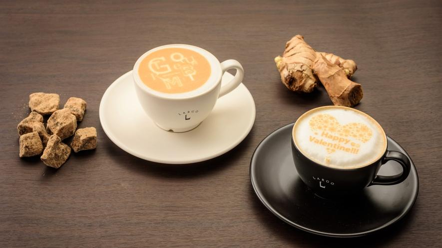 【GOURMET BAR】コーヒー&スイーツ。ほっとするひと時をご堪能下さい。