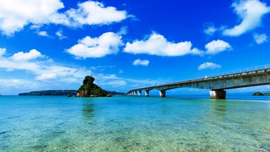 【沖縄観光】南国の太陽と美ら海を体感ください。