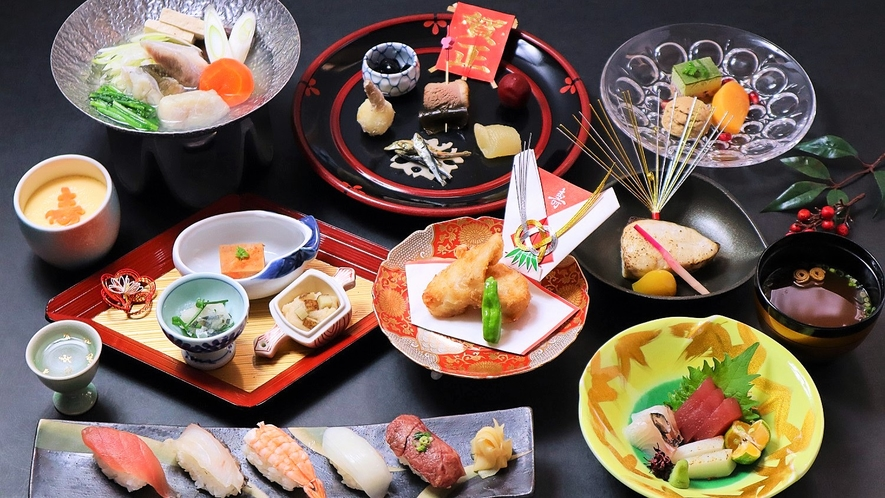 【TOKI】様々な季節に合わせた限定メニューはお客様を飽きさせません。