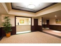 6Fホテルフロア エレベーター前