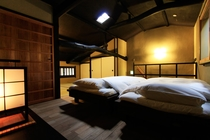 西対 2階 ベッドスペース