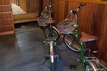 各宿 自転車2台