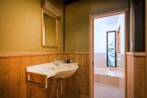 壱の局 浴室