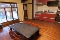 南邸 1階 キッチンスペース