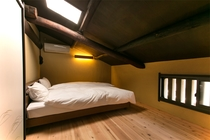 参の局 2階 ベッドスペース