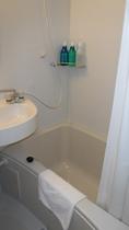 お部屋内ユニットバスのお風呂です。