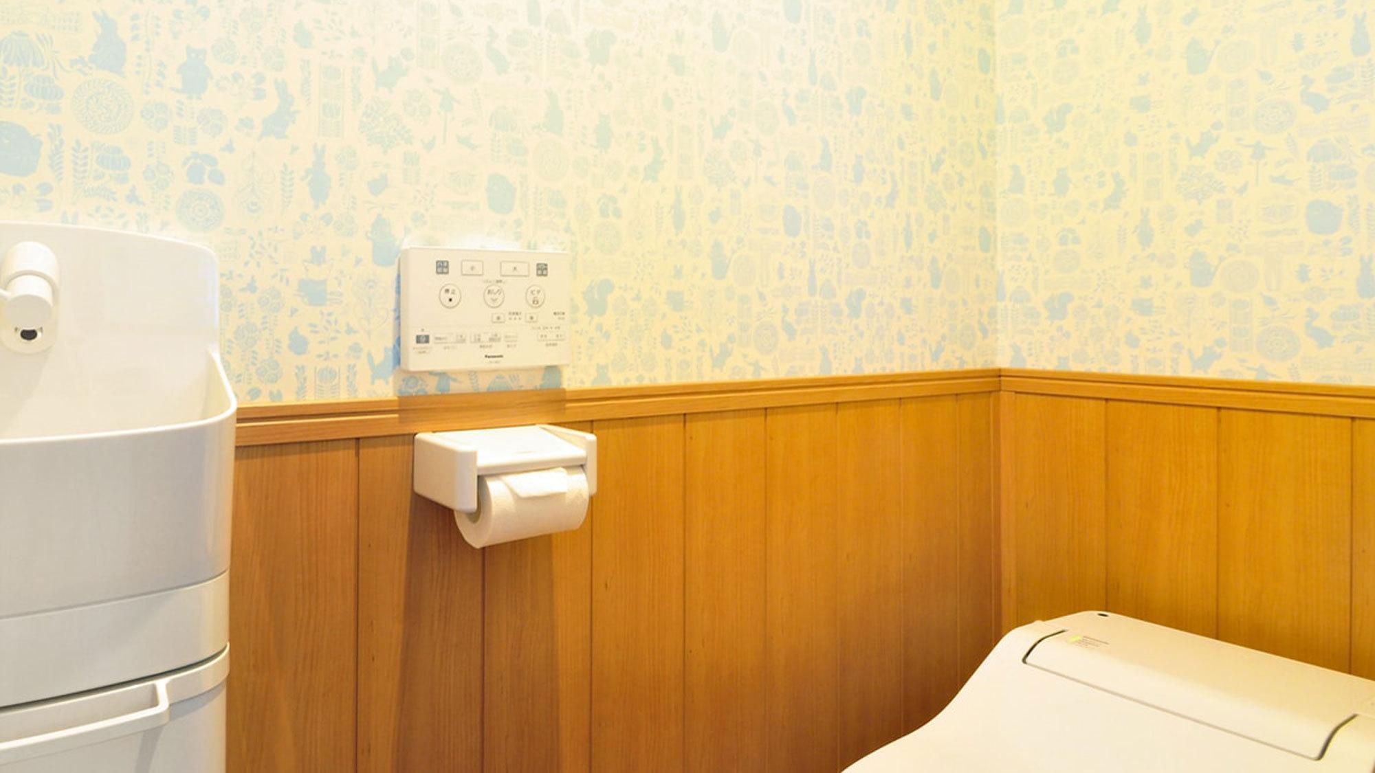 【奥側1F・洗浄機付トイレ】