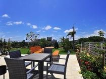 【敷地内共同ガーデン】広くてきれいなお庭
