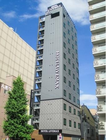 ◆ホテルリブマックス浅草橋北口 外観◆