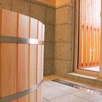 ひのき造り桶風呂イメージ