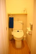ファミリー部屋 トイレ