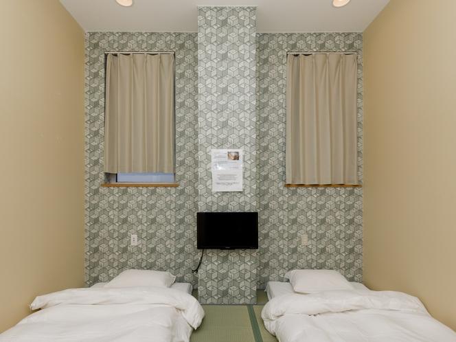 和室二人部屋
