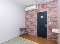 和室一人部屋(バストイレなし)
