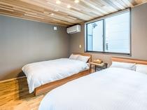 2階寝室【102号室】