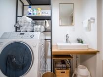 洗濯乾燥機【102号室】