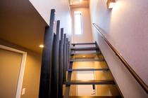 階段【101号室】