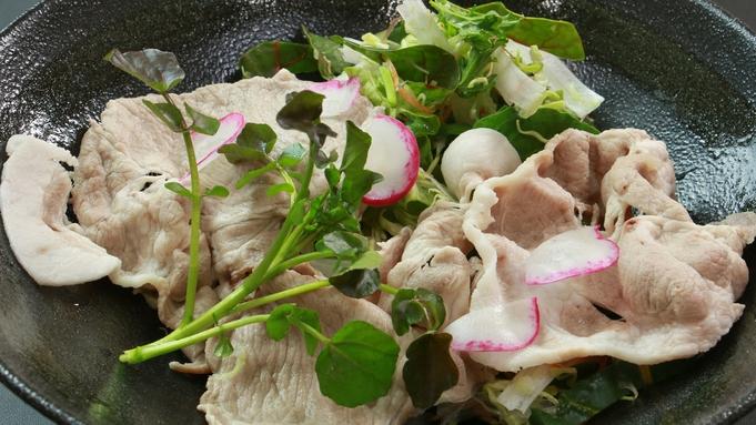 夏季限定【麓山高原豚】福島が誇るブランド豚はやわらかジューシー!さっぱり冷しゃぶでご堪能下さい☆
