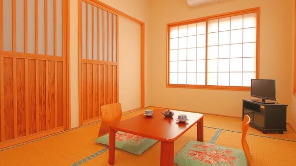 【和室6畳】トイレ・洗面付/Wi-Fi完備