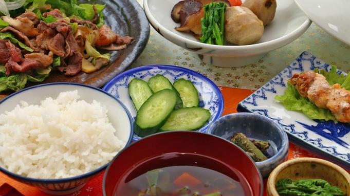 ◆【リーズナブル】2食付きで自然の恵みをいただきます☆優しいお湯と静かな環境でぐっすり♪