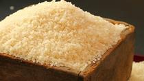 自家製のお米は「ひとめぼれ」