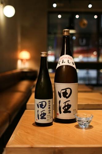 【ディナー】日本酒