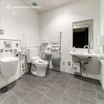 身障者トイレ(2階)
