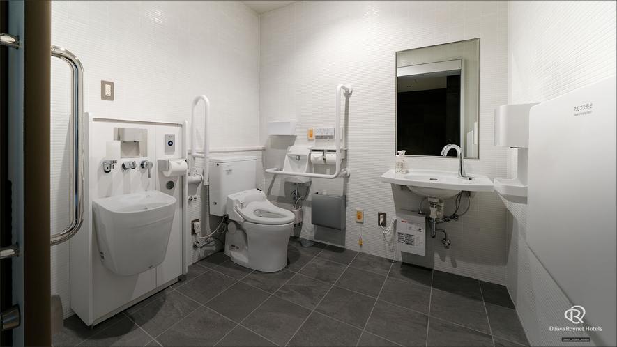 多目的トイレ(2階)