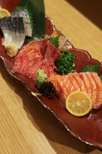 【ディナー】料理・刺身
