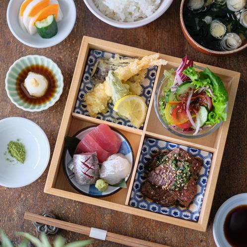【カフェランチ】料理