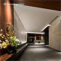 1F ホテル廊下
