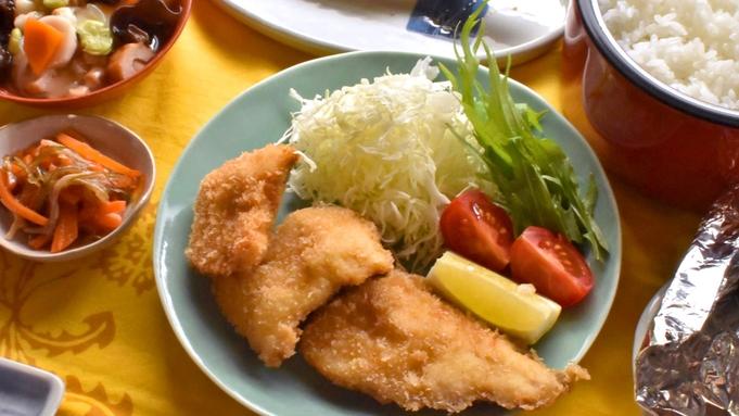 【2食付】シンプル会津ごはん*夕食メインはお好みで選べる♪会津を味わう郷土料理