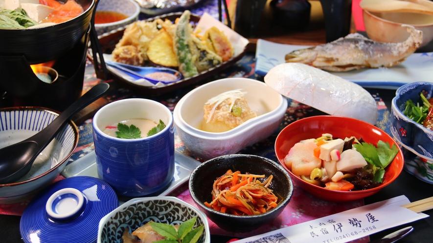 会津は独自文化の強い地方で食もバラエティーに富んでいます