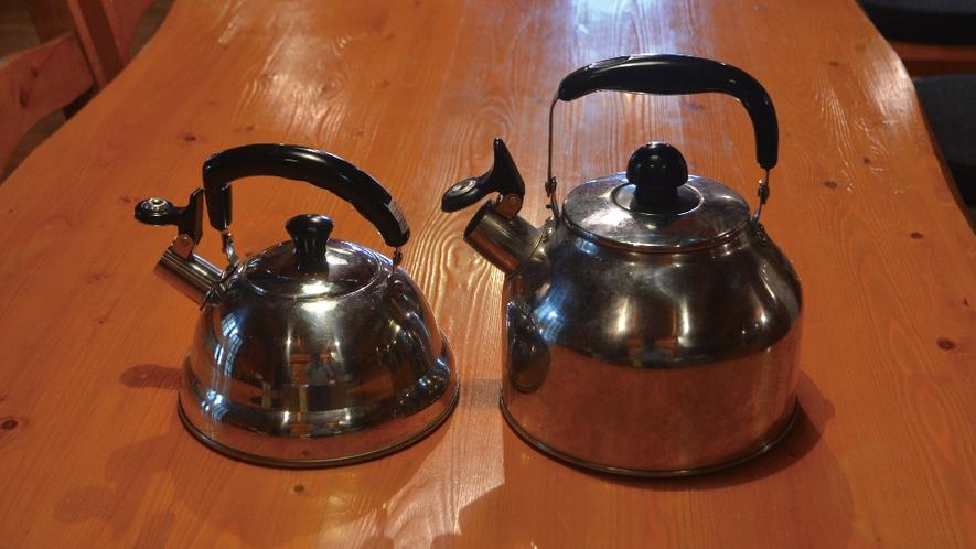 【備品】お気に入りの茶葉をご持参ください。