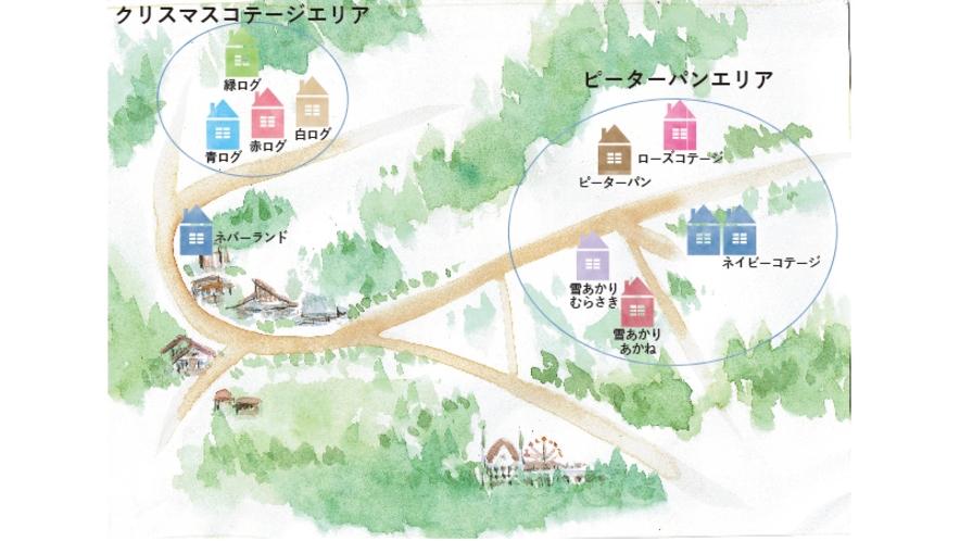 【施設】エリアマップ