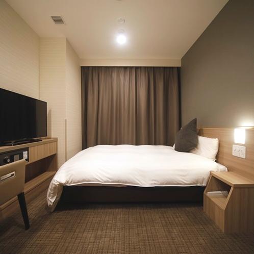 ◆シャワー、お風呂は全て大浴場をご利用下さい。その分お部屋は広々です♪