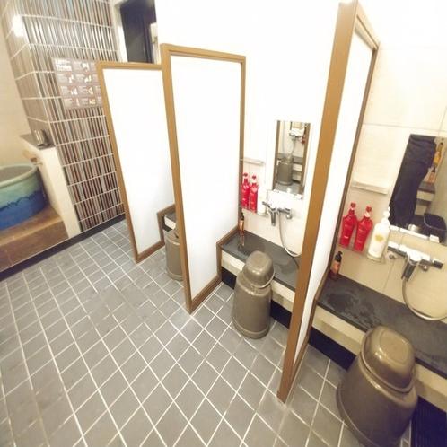 ■女性用大浴場にはTSUBAKIをご用意しております