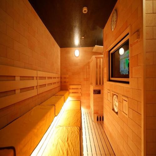 ◆大浴場内サウナ