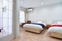 ブルー101 ベッド