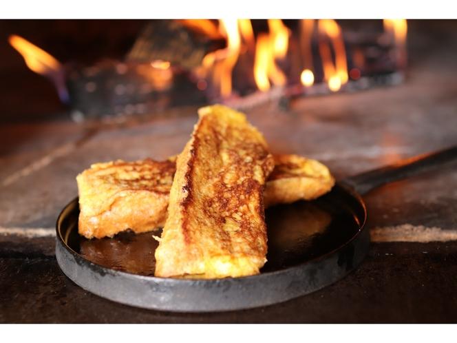 窯焼きフレンチトースト