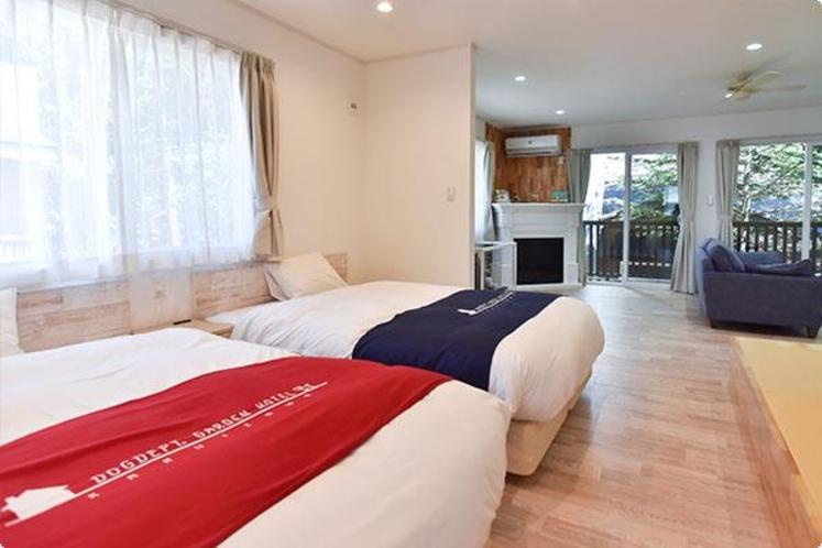 ブルー201 ベッド
