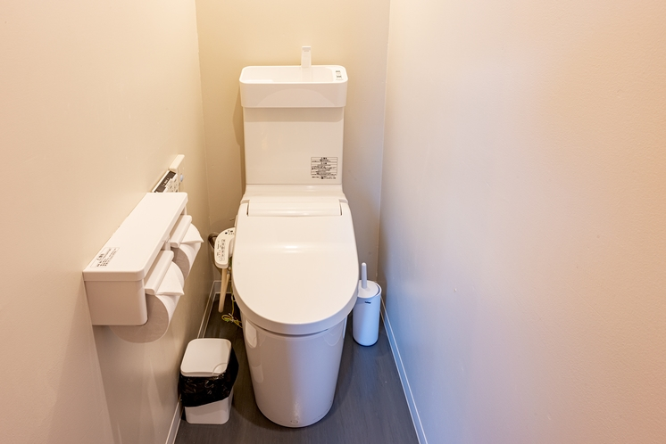各階に洗面台・お手洗いがあります。