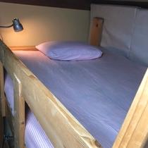 2段ベッド ドミトリー