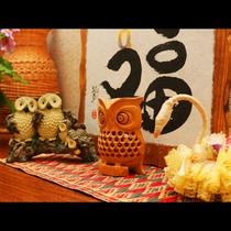 館内◆アットホームなお宿「三福」へようこそ♪