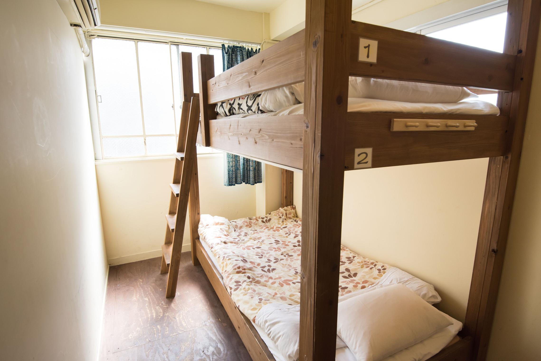 室内(4人プライベートルーム)