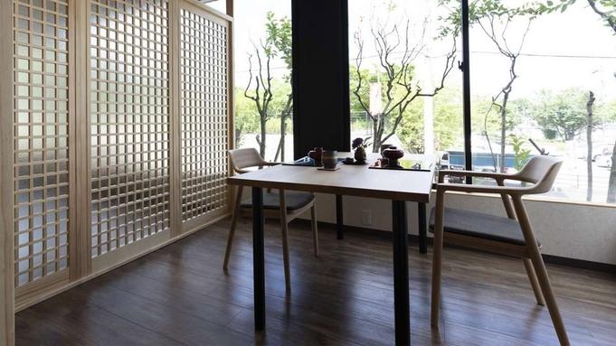 【1泊朝食付】夕食は外で食べたい・到着が遅くなる方必見!IBUKU自慢の朝食を半個室の食事処で