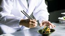 ご提供する料理はどれも料理長が逸品逸品心を込めてつくっています。